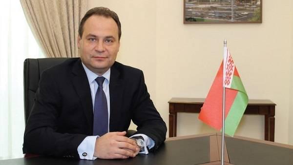 Лукашенко назначил нового главу правительства Беларуси