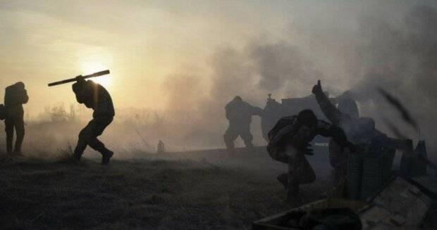 «Враг бежал, что было силы»: Силы ООС разбили бевиков мощным залпом у Коминтерново