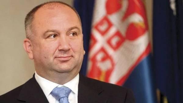 «Издевательство над памятью более 8 миллионов граждан»: украинские дипломаты осудили сербского министра из-за его заявления о «бандеровцах»