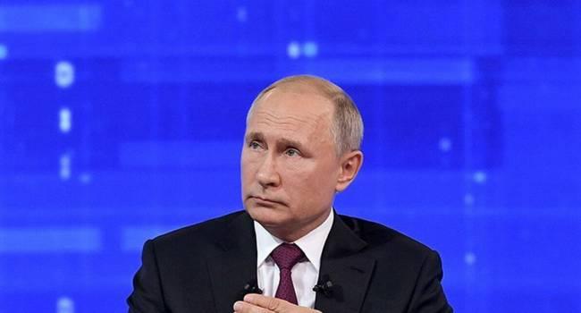 «Сделают 5 человек из близкого окружения»: политолог заявил о завершении правления Путина