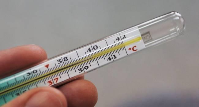 Медики рассказали, когда необходимо сбивать высокую температуру