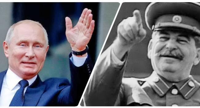 Чубаров: Путину, как и Сталину, доставляет удовольствие заворачивать в красивую обертку свои преступления, и наблюдать, как беспомощно смотрит на это весь мир