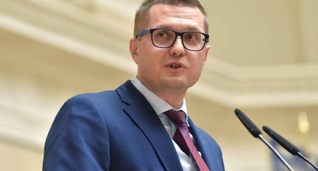Баканов осознано указал в электронной декларации недостоверную информацию, но для друзей президента закон не писан - Береза