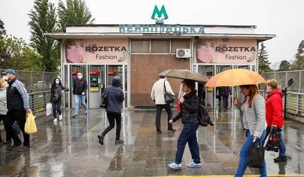 В Киеве «заминировали» мост Метро: некоторые станции ограничили работу