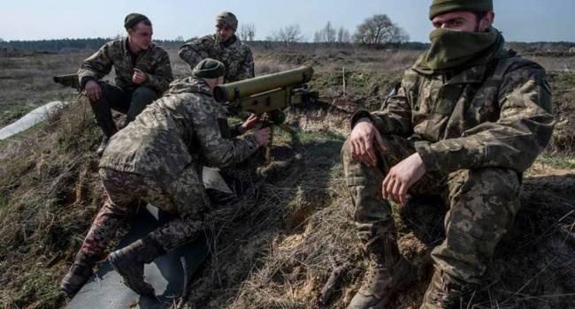 Волонтер рассказал о разгроме позиций боевиков Донбасса бойцами ВСУ