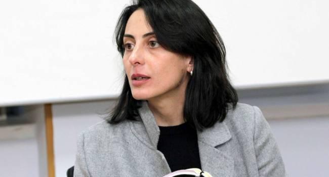 «Изменение системы начинается с первых лиц»: Деканоидзе заявила, что Аваков должен уйти в отставку