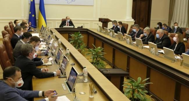 Нусс: абсолютно поддерживаю требование «ЕС» отправить в отставку весь состав Кабмина