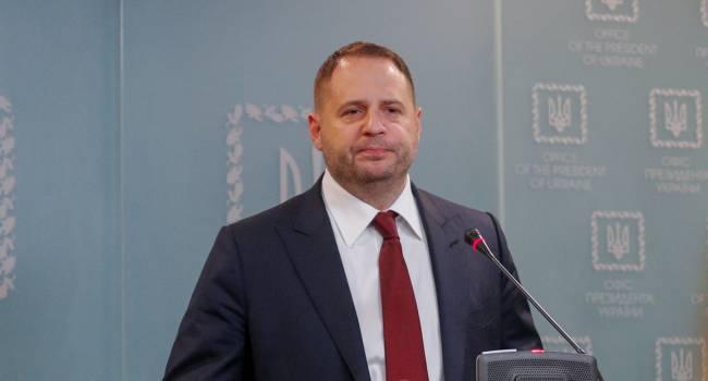 Ермак был на переговорах в Берлине: Что важного сказал глава ОПУ?