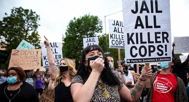 Юрист-международник: откройте глаза – протесты в США – это прежде всего борьба за человеческое достоинство, а не вандализм