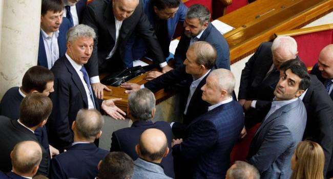 Политолог: у Медведчука имеют все шансы сделать из майдановцев настоящих преступников