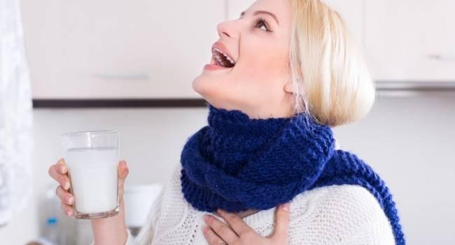 Рецепты народной медицины: чем полоскать горло при ангине
