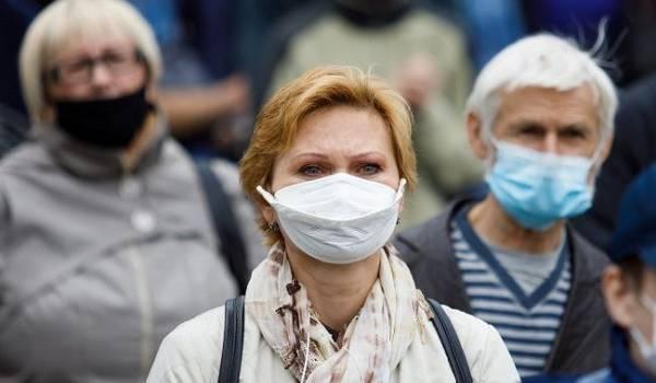 В Украине за сутки резкий рост заражений коронавирусом