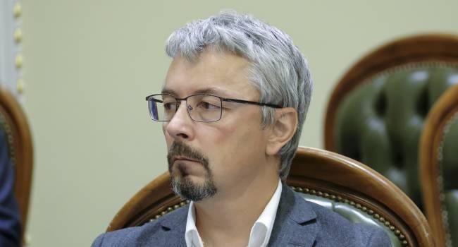 «Это очень хорошая кандидатура»: Гордон уверен, что Ткаченко отлично подходит на должность министра культуры Украины