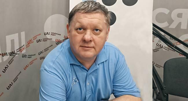 Политолог: Может, Баканов скажет, что давить «чертей» по сигналу президента - это неправильно? Или будет пересмотрено дело рюкзаков сына Авакова?