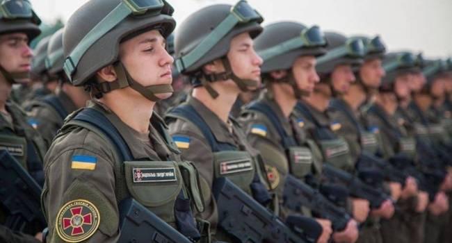 «Идем в Альянс. Все как в НАТО»: В Украине появятся новые воинские звания