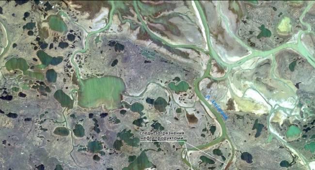Масштабы просто огромные: в сети появились снимки экологической катастрофы в России