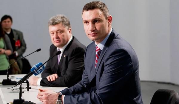 «Евросолидарность» предложила Кличко баллотироваться от нее на должность мэра Киева