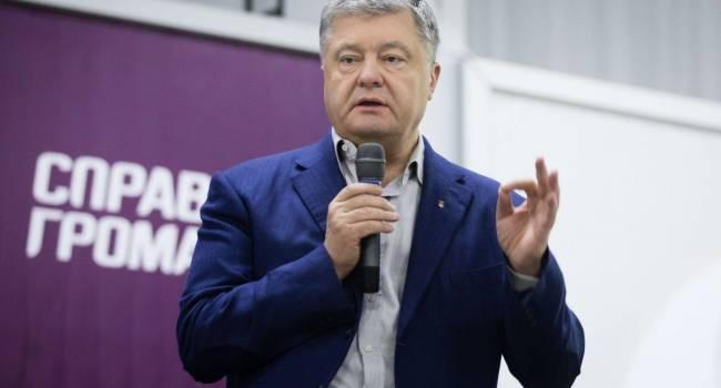 Порошенко собирает коалицию проукраинских сил, чтобы на выборах не оставить шансов «ОПЗЖ» и «Слуге народа»