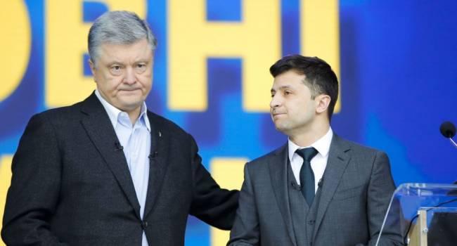 Опрос Socis: Зеленский по-прежнему лидер, но рейтинг начинает потихоньку проседать, а у Порошенко, наоборот, расти