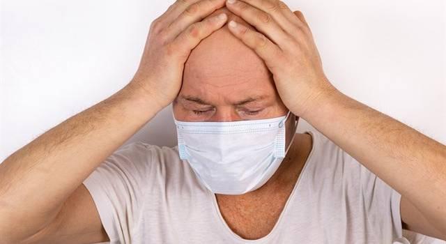 Ученые предупредили: Коронавирус активнее атакует лысых мужчин