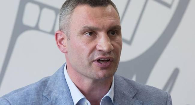 Аналитик: если Кличко не пересмотрит свое решение, тогда демократические силы на местных выборах будут снова разделены