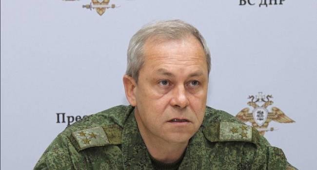 Притула: Басурин, ты так ловко взял подмышку борт, который я купил, хочу тебе сказать, что в один день тебя также подмышкой вынесут из Донецка