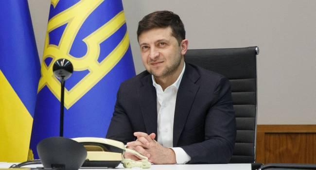 Теперь вся Украина - это «Большое строительство», а Зеленский - «Большой строитель». Этот грандиозный спектакль на народные деньги мы будем смотреть до местных выборов