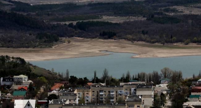 Дефицит воды в Симферополе: В Крыму озвучили план спасения