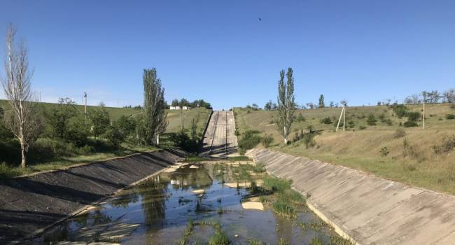 Рекордная за последние 150 лет: в Крыму заявили о самой глобальной засухе