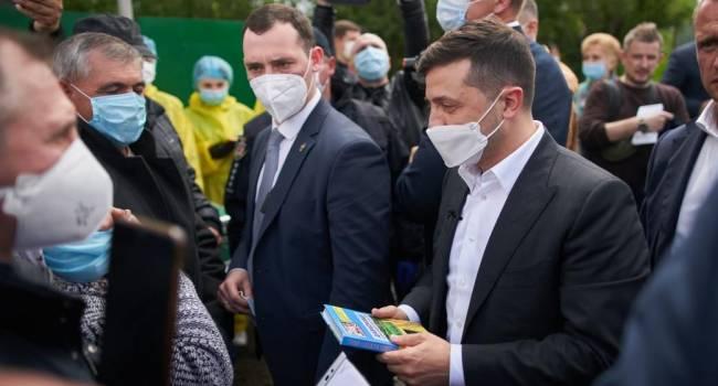 «Пусть перестанет позориться»: журналист прокомментировал заявление Зеленского о невозможности отправить в отставку Авакова из-за дела Шеремет