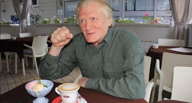 Рыбчинский: Кобзон делал вещи, которые для меня, как для украинца, были оскорбительные