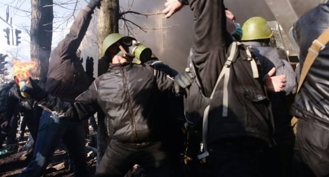 Телеведущая: каналы Медведчука разгоняют тезис о безжалостных мародерах-майдановцах, которые ограбили Крещатик