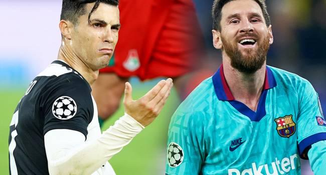 «Месси и Роналду не попали даже в первую десятку»: Международный центр спортивных исследований опубликовал свежий рейтинг самых дорогих футболистов