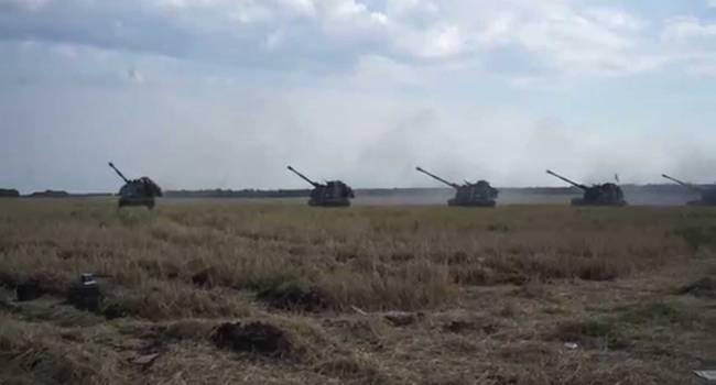 «Слава Украине!»: ВСУ сокрушительным ударом уничтожили целую батарею российских САУ «Гвоздика»