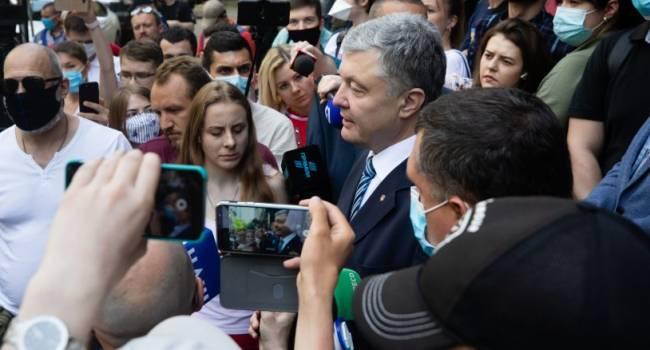 Политолог: «подозрение» Порошенко по Семочко – это ниже плинтуса
