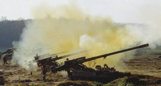 Артиллерия ВСУ нанесла огневое поражение врагу под Мариуполем