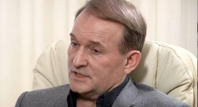 Патриотические «плюсы» на четверть принадлежат куму Путина Виктору Медведчуку, – расследование «Схем»