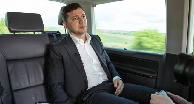 «Пусть он думает о потере западной Украины и Донбасса»: бывший депутат советует Зеленскому забыть о Крыме
