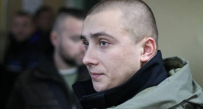 Сергею Стерненко сообщили о подозрении в намеренном убийстве