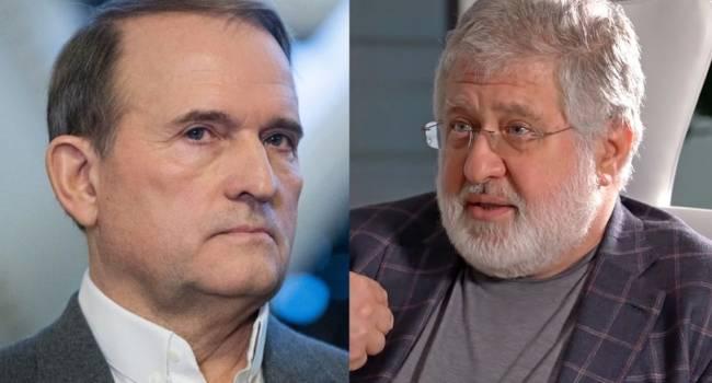 Политолог: Коломойский вскоре может продать весь пакет акций телеканала «1+1» Медведчуку