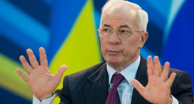Сазонов: Правительство «мощного старика Азирова», в составе которого были Бойко и Порошенко, просило у МВФ 15,15 миллиарда долларов в мирном 2010 году
