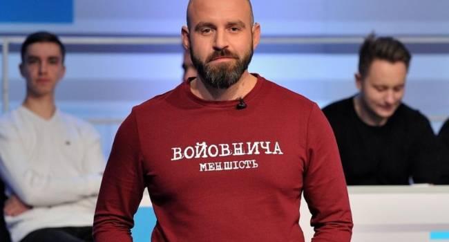 Волошина: вброс Шария – это попытка заставить нас забыть и начать обвинять жертв насильственной паспортизации в Крыму