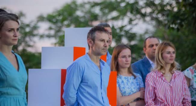Андрусив: Вакарчук стал жертвой ситуации общественного давления, поэтому не надо его сейчас «мочить»