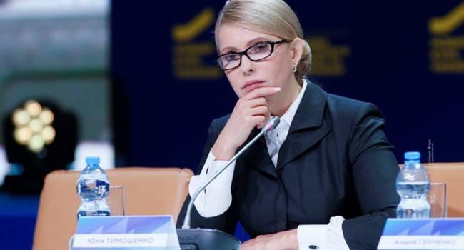 Политолог: при Тимошенко финансовые потоки не отдавались международным спекулянтам. Все только – своим