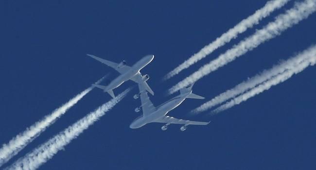 «Не смогли разминуться в небе»: В Канаде столкнулись два самолета с пассажирами
