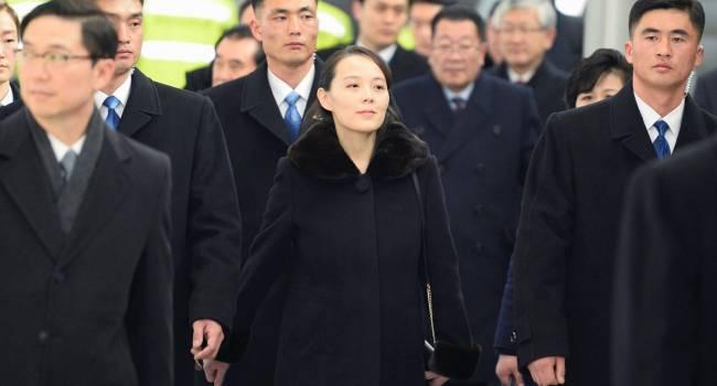 Сестра Ким Чен Ына пригрозила Южной Корее войной