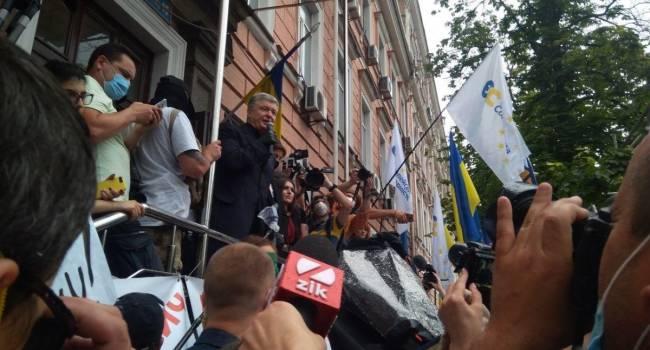 «Мелкая месть со стороны закомплексованых мелких людей»: Порошенко прокомментировал выдвигаемые против него обвинения