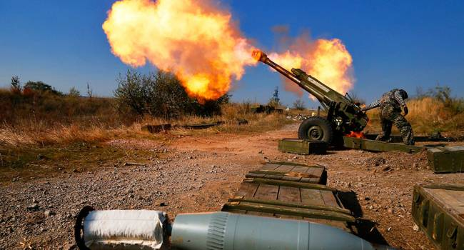 «Горловка в огне»: Сильным артиллерийским ударом Горловку едва не разорвало на части, пострадали гражданские