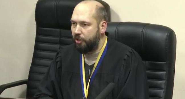 Рыбалко: в 2025 году судья Вовк будет избирать меру пресечения Владимиру Зеленскому