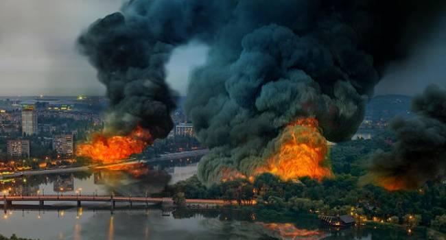 «Эскалация конфликта»: Донецк, Авдеевка и Ясиноватая содрогались от утренних боев